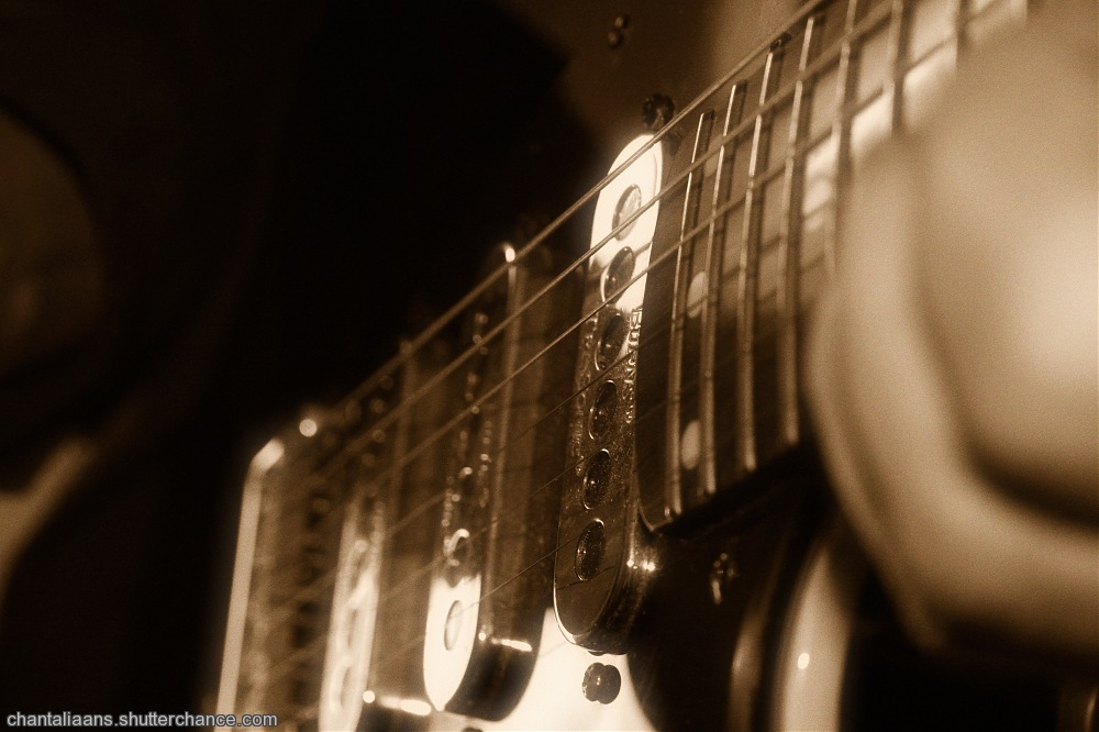 photoblog image Electrical Guitar 4/8