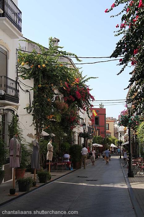 photoblog image Malaga street
