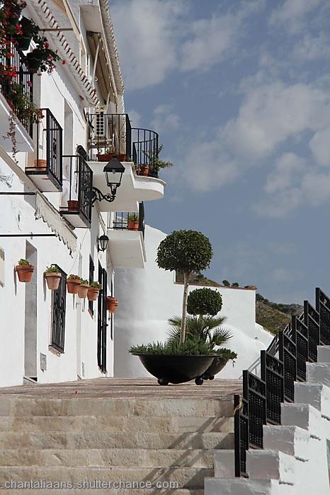 photoblog image White village